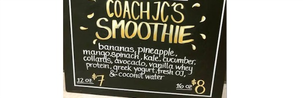Help Me Name My Whole Foods Smoothie!