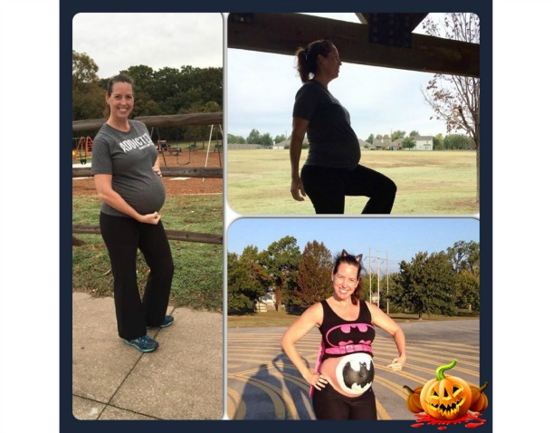 Sally  Cookson — Pregnancy is No Excuse