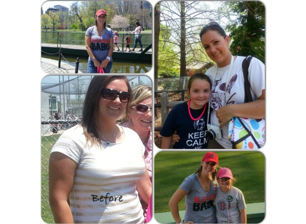 Dawn Sponsler goes from a size 14 to a size 8!