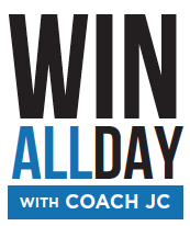 Christian Motivational Speaker | Win All Day