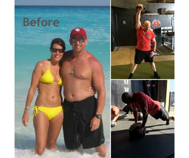 Bobby Zigmont is in the best shape of his life at age 41!