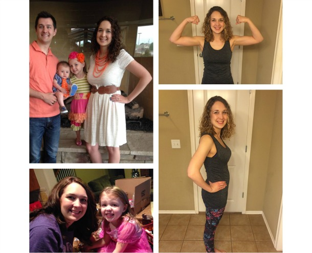 Breanna Brumley is in the best shape of her life!