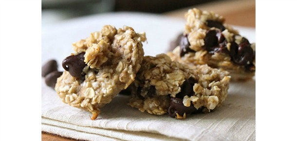 Oatmeal Chocolate Chip Breakfast Cookies