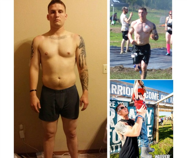 Adam Bivens was on the road to a heart attack before joining FFR!