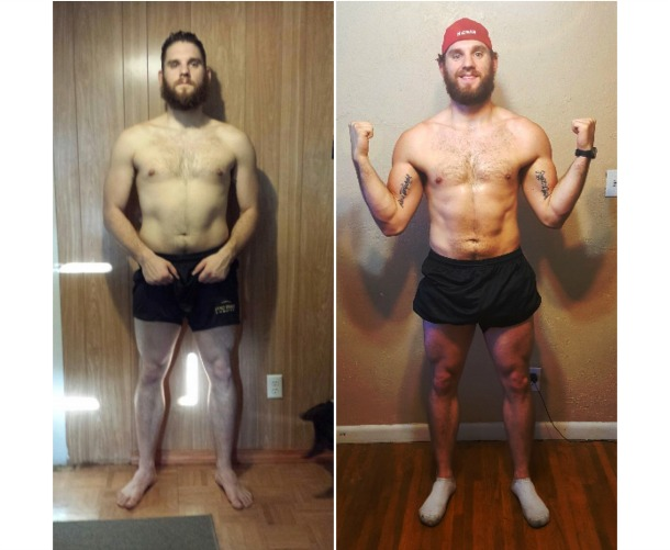 Richard Hopper find incredible results at Strong Men!
