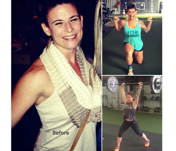 Erin Harris says BcT and Strong Women are the perfect combination for her!