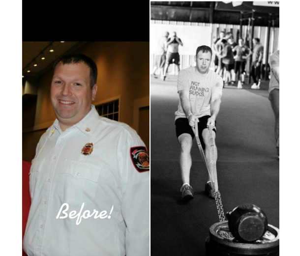 Greg Ostrum loses 45 pounds and finds a new lifestyle at FFR!