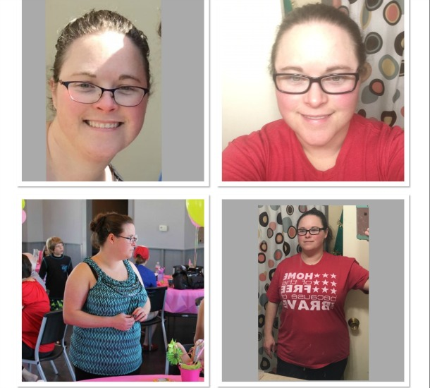 Sheena Kernes found support for nutrition, motivation, and accountability at BcT!