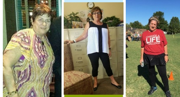 Betty McConkey feels better and healthier since coming to BcT!