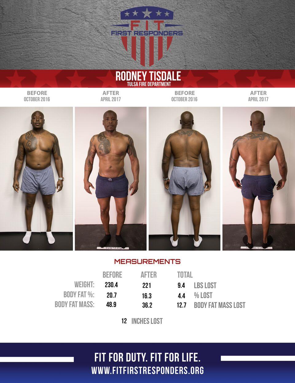 Rodney Tisdale