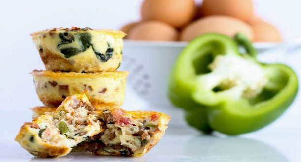Easy Cheesy Crustless Quiche